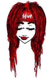 punapää